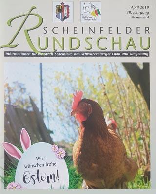 Scheinfelder Rundschau - Hannas-Glücks-Alpakas